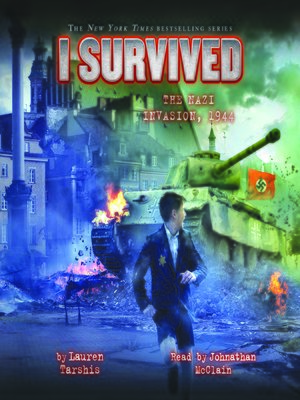 I Survived the Nazi Invasion, 1944 by Lauren Tarshis · OverDrive ...