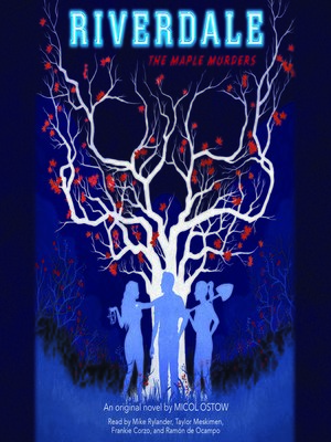 cover image of The Maple Murders