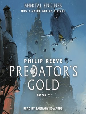 cover image of Predator's Gold