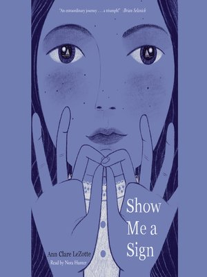 cover image of Show Me a Sign