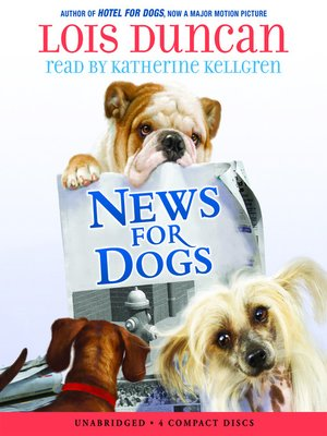 cover image of News for Dogs