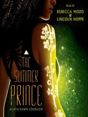 cover image of The Summer Prince