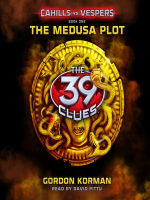 cover image of The Medusa Plot
