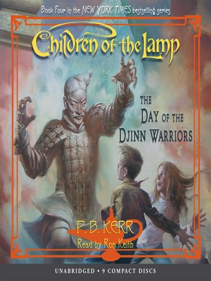 cover image of The Day of the Djinn Warriors