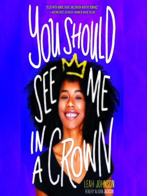 cover image of You Should See Me in a Crown