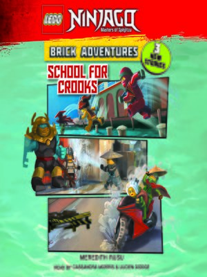 cover image of School for Crooks