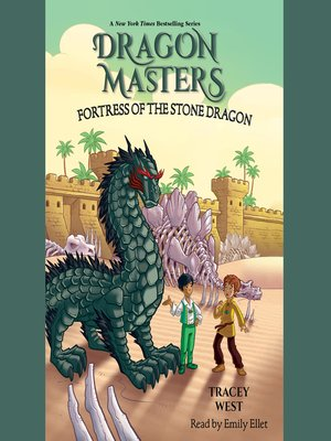 cover image of Fortress of the Stone Dragon