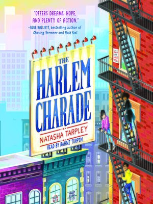 cover image of The Harlem Charade
