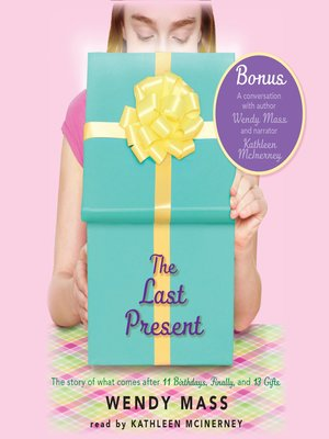 cover image of The Last Present