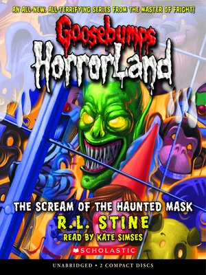 cover image of The Scream of the Haunted Mask