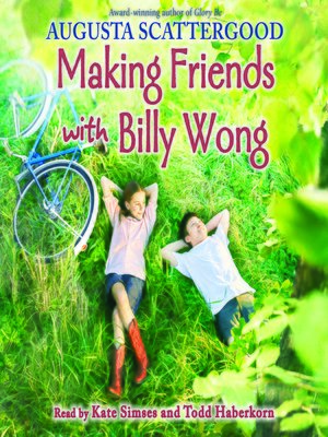 cover image of Making Friends with Billy Wong