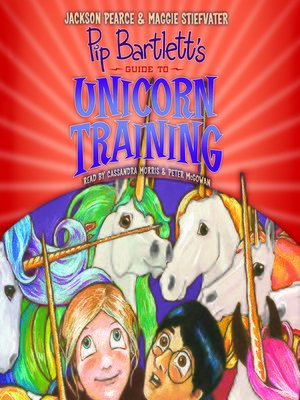 cover image of Pip Bartlett's Guide to Unicorn Training