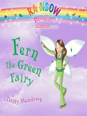 cover image of Fern the Green Fairy