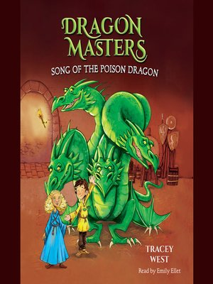 cover image of Song of the Poison Dragon