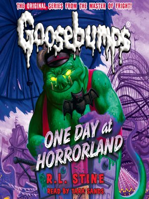 cover image of One Day at Horrorland