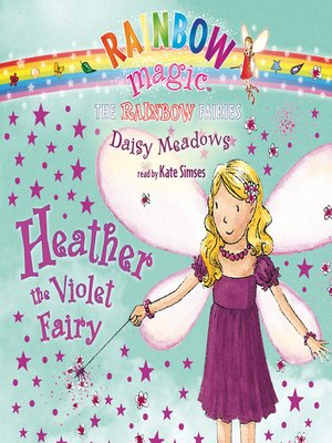 cover image of Heather the Violet Fairy