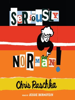 cover image of Seriously, Norman!