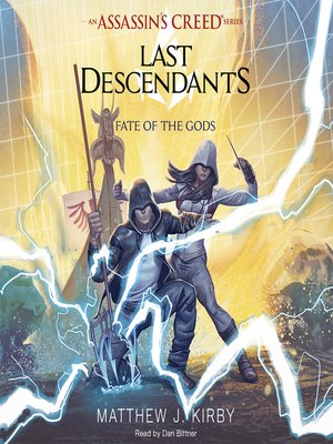cover image of Fate of the Gods