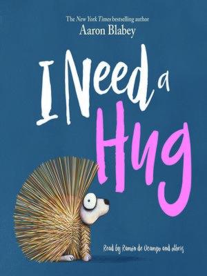 cover image of I Need a Hug