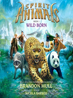 cover image of Wild Born