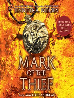 cover image of Mark of the Thief