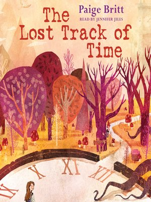 cover image of The Lost Track of Time