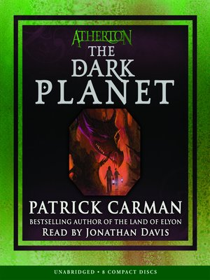 cover image of The Dark Planet