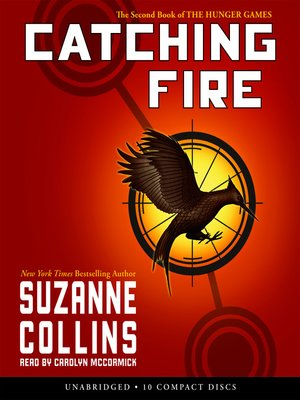 cover image of Catching Fire