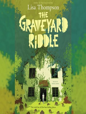 cover image of The Graveyard Riddle