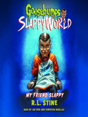 cover image of My Friend Slappy