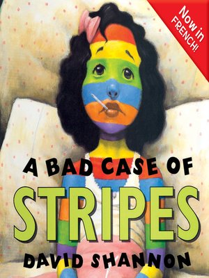 cover image of A Bad Case of Stripes