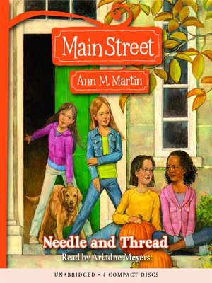 cover image of Needle and Thread