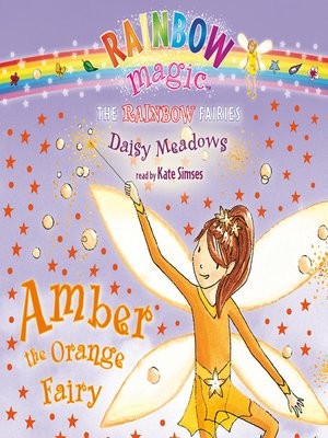 cover image of Amber the Orange Fairy