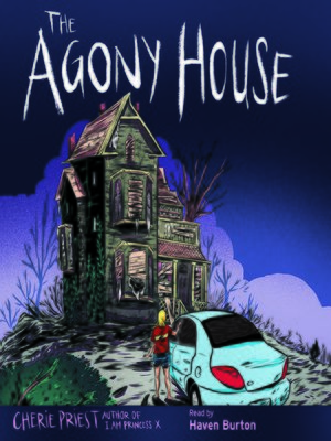 cover image of The Agony House