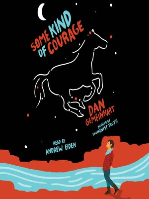 cover image of Some Kind of Courage
