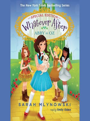 cover image of Abby in Oz