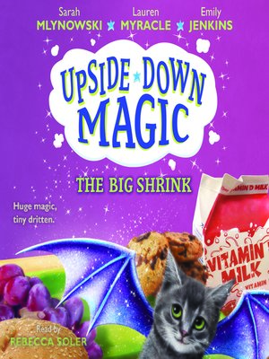 cover image of The Big Shrink