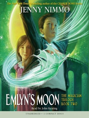 cover image of Emlyn's Moon