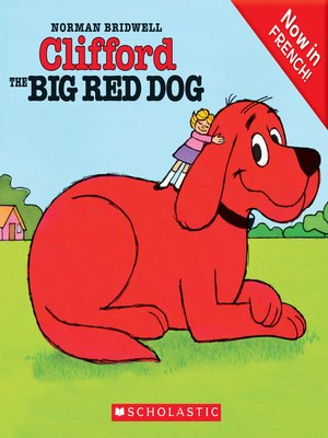 cover image of Clifford the Big Red Dog