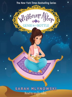 cover image of Genie in a Bottle
