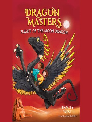 cover image of Flight of the Moon Dragon