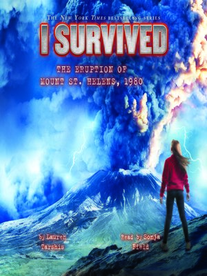 cover image of I Survived the Eruption of Mount St. Helens, 1980