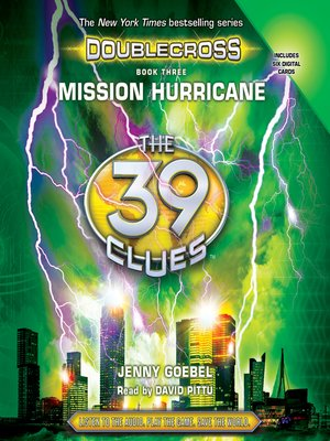 39 Clues Doublecross Book 2