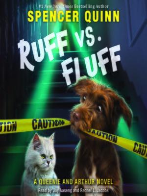 cover image of Ruff vs. Fluff