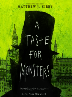 cover image of A Taste for Monsters