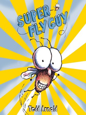 cover image of Super Fly Guy!