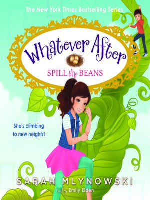 cover image of Spill the Beans