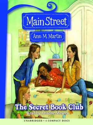 cover image of The Secret Book Club
