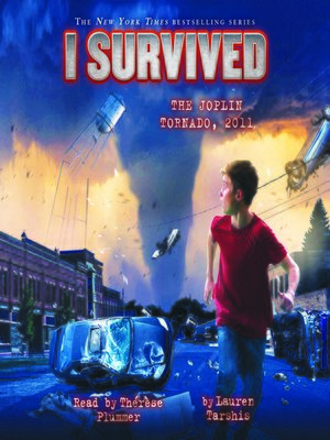 cover image of I Survived the Joplin Tornado, 2011