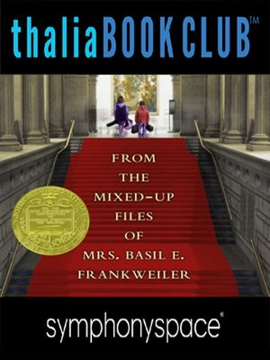 thalia kids book club from the mixed up files of mrs basil e frankweiler 50th anniversary